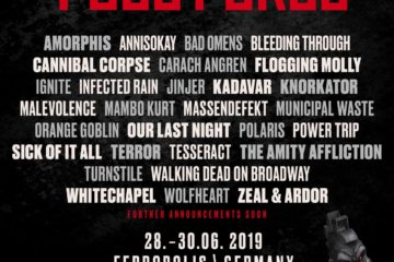 Full Force 2019 - 1st Line Up Announcement | Jetzt schnell Tickets sichern!