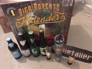 KALEA Bieradventskalender (Edition deutsche Bierspezialitäten)