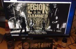 Interview mit Legion Of The Damned (Neckbreaker´s Ball-Tour) vom 15.02.2011