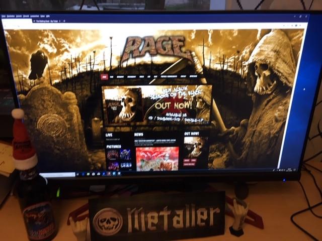 Interview mit Victor Smolski von Rage vom 01.07.2011