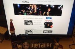 Hair Metal - Tod der Doombewegung: Interview mit Dave Chandler (Saint Vitus) vom 23.06.12