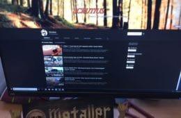 Detaillierte Event- und Konzertberichte vom Metal Youtuber Scrutius