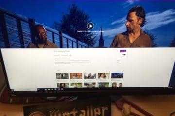 The Walking Dead Staffel 6 Episode 5 (Folge 72) - Hier und jetzt (Now)