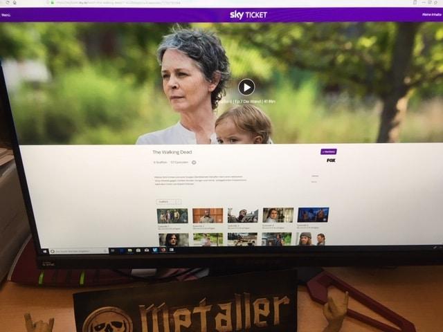 The Walking Dead Staffel 6 Episode 7 (Folge 74) - Die Wand (Heads up)