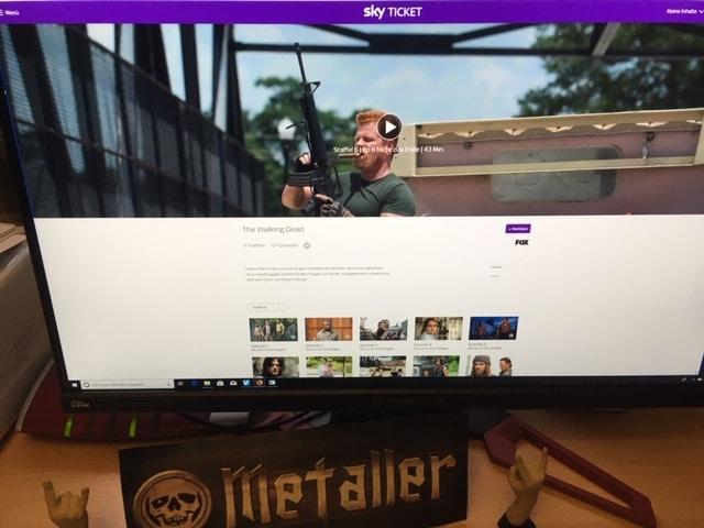 The Walking Dead Staffel 6 Episode 8 (Folge 75) - Nicht das Ende (Start to finish)