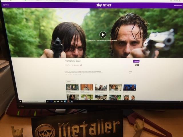 The Walking Dead Staffel 6 Episode 13 (Folge 80) - Im selben Boot (The same boat)