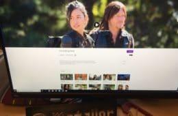 The Walking Dead Staffel 6 Episode 14 (Folge 81) - Keine Gleise (Twice as far)