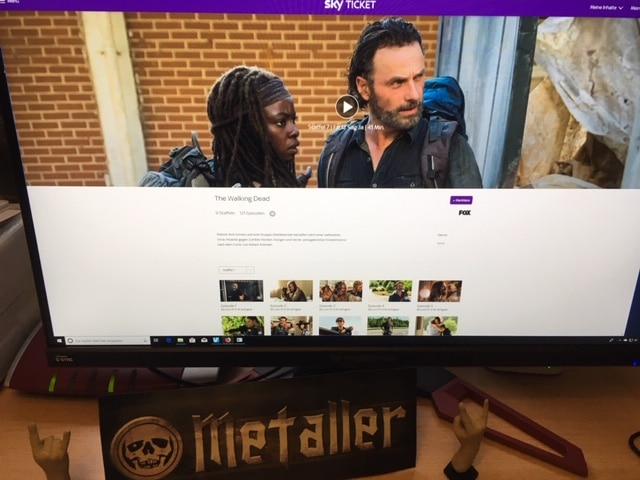 The Walking Dead Staffel 7 Episode 12 (Folge 95) - Sag Ja (Say yes)