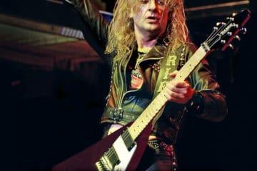 Original-Judas-Priest-Gitarrist K.K. Downing veröffentlicht seine Autobiografie