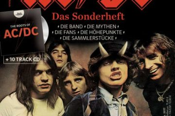 "Rock Classics: AC/DC mit Bon Scott auf dem ""Highway to Hell"""