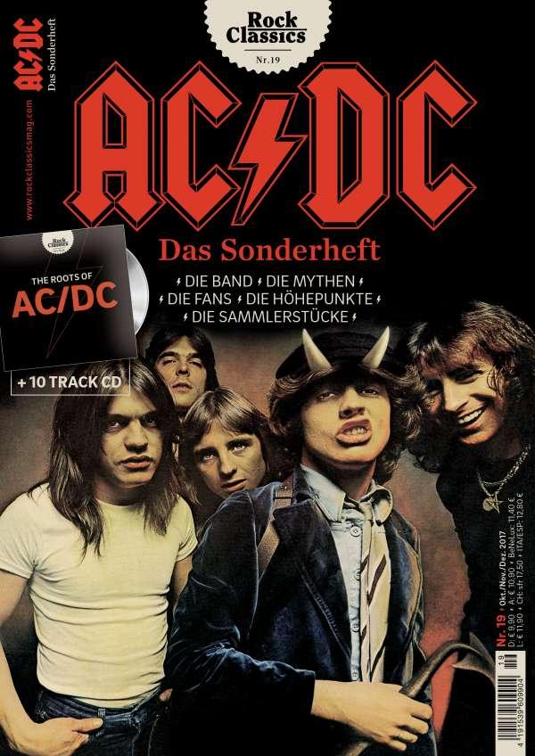 "Rock Classics: AC/DC mit Bon Scott auf dem ""Highway to Hell"""