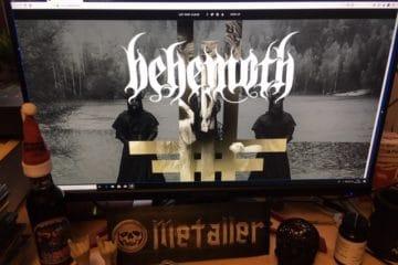"""Behemoth: Die polnischen Death Metaller um Adam """"Nergal"""" Darski"""