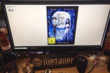 """""""The Corpse Bride"""" - großartige Animation und detailliert gezeichnete Charaktere"""