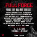 FULL FORCE Festival XXVI - die Headliner sind raus – alle auf einmal!