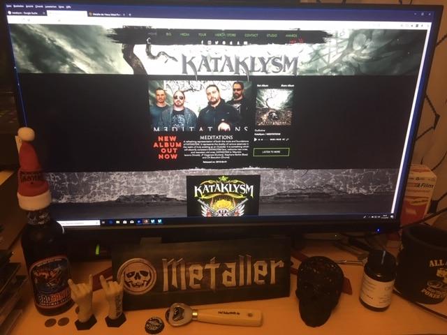 Kataklysm - die kanadischen Death Metaller um Frontmann Maurizio Lacono