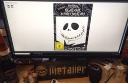 Nightmare Before Christmas - der Stop-Motion-Trickfilm von Tim Burton
