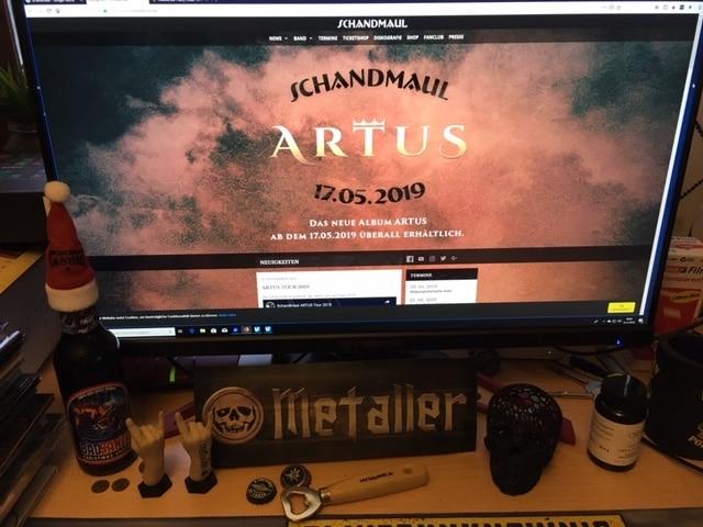 Schandmaul: Kunststück, Anderswelt, Konzerte und Interview mit Birgit Muggenthaler