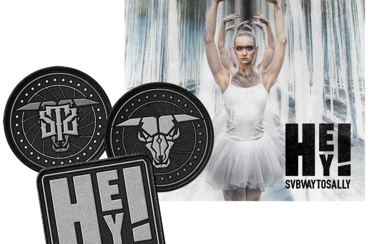 """Subway to Sally - Jetzt das neue Album """"Hey!"""" Fan-Edition mit Patch vorbestellen!"""