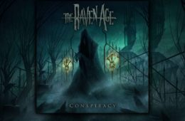 The Raven Age kündigen neues Album 'Conspiracy' und Tour im April 2019 an