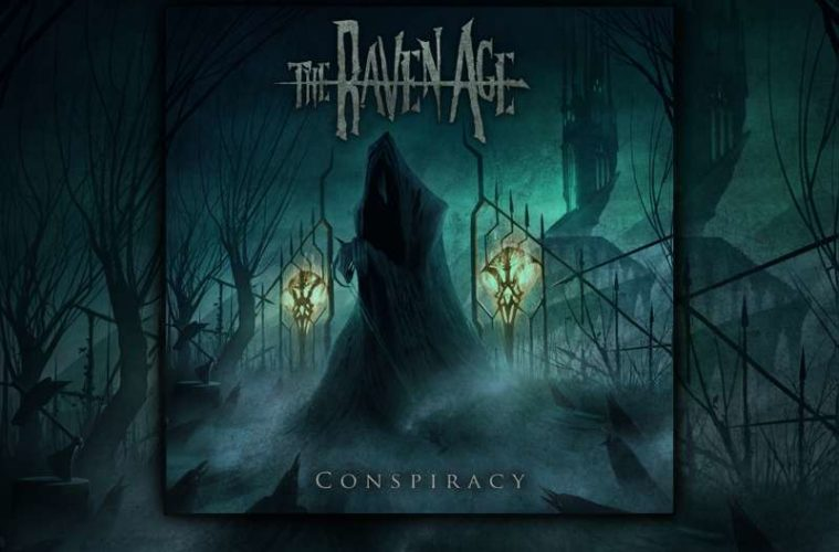 The Raven Age kündigen neues Album 'Conspiracy' und Tour im April 2019 an