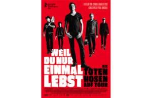 Die Toten Hosen auf der Berlinale! Filmstiftungsgeförderter Dokumentarfilm über die Düsseldorfer Kultband feiert Premiere im Friedrichstadt-Palast