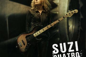 """SUZI QUATRO veröffentlicht ihr neues Album """"No Control"""" im März!"""