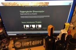 Knippertzbacher Brauereiatelier - Kompromisslose Biere aus Handarbeit