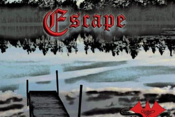 "DRUNKEN FOOLS - Album ""Escape"" (Atmospheric Rock) Frontcover • ""Escape"""