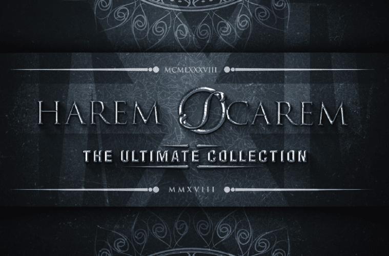 "Harem Scarem ""The Ultimate Collection Box Set"" 14 CDs ab 22. März 2019"