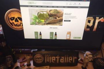 CBD-Vital: Onlineshop zum Thema CBD, Gesundheit und Nahrungsergänzungsmittel