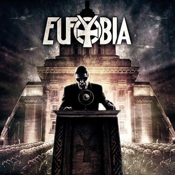 "Frontcover • ""Eufobia"" • Artwork von Val Volegna"