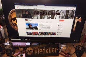 Allgäu Doom - der YouTube-Channel von Krempe aus dem Allgäu