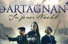 """dArtagnan - Musketier-Rock mit Leib und Seele: Album """"In Jener Nacht"""" ab 15.03."""