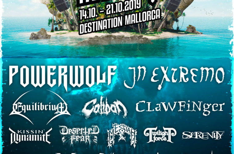 Full Metal Holiday 2019: Destination Mallorca - Neue Bandbestätigungen!
