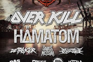 Hamburg Metal Dayz 2019 - Neue Bandbestätigungen