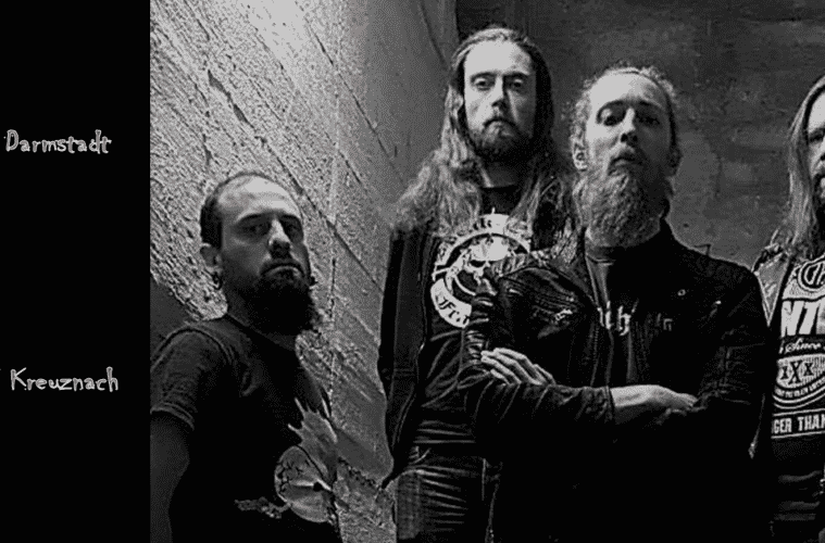Groove Metal Band HOLLOWED