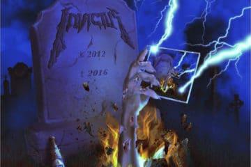 """Frontcover • """"Burst The Curse"""" • Artwork von Romoora"""