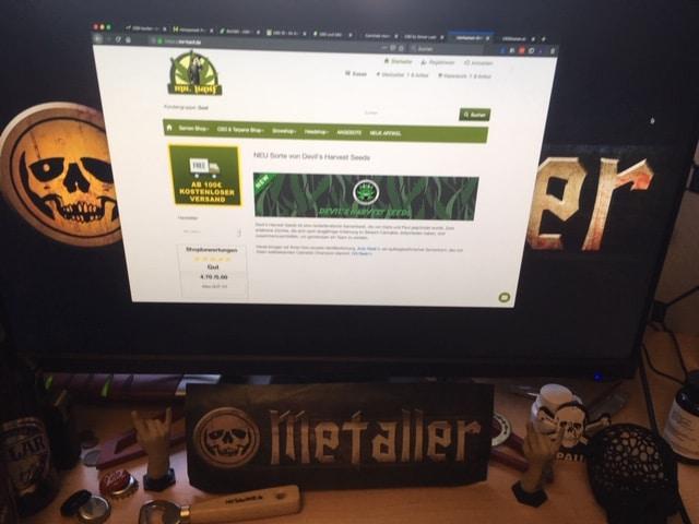 Online Shop von Mr. Hanf: Wer oder was ist Mr-Hanf.de?