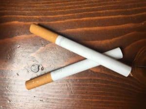 Qualitätszigaretten mit elektrischen Stopfmaschinen