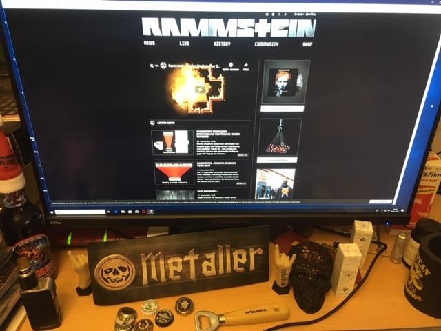 Bandhistory Rammstein