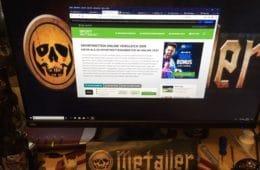 Die Online Casinos mit dem rockigsten Design