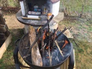 Die Grillsaison ist eröffnet! Wie reinige ich meinen Grillrost?
