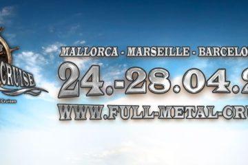 FULL METAL CRUISE VIII zurück im Heimathafen: Sonne, Wasser und Metal!