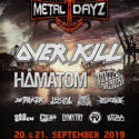 Hamburg Metal Dayz 2019 (20. / 21. September 2019): Der Countdown läuft!