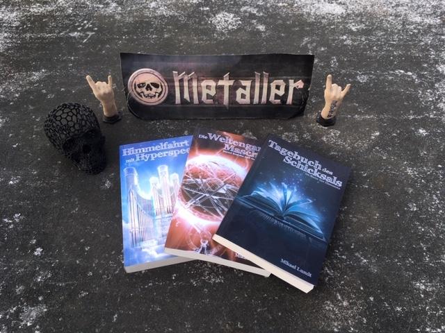 Fantasy-Autor Mikael Lundt