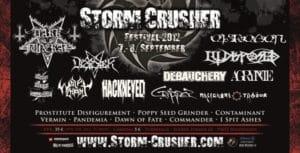 Storm Crusher Festival 2012
