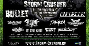 Storm Crusher Festival 2014