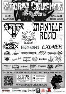 Storm Crusher Festival 2016
