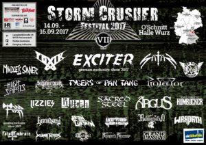 Storm Crusher Festival 2017