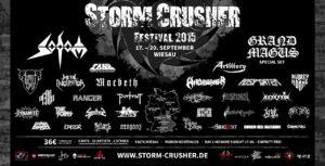 Storm Crusher Festival 2015
